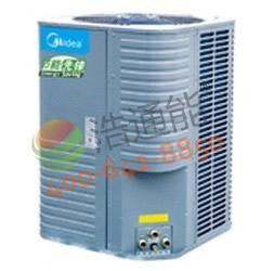 美的空气源热泵价格_美的空气源热泵热水器——商用高温直热型3P机(RSJ-100/S-540V) -【浩 ...