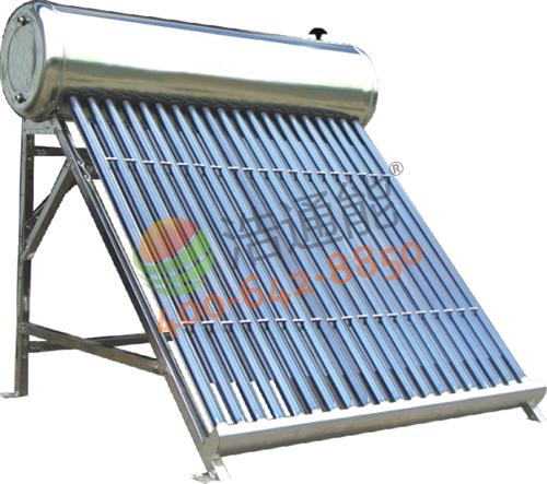 浩通家用太阳能热水器不锈钢系列