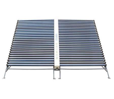 浩通联集管式工程用太阳能热水器(ZZB8.0-50BCG)产品图片欣赏