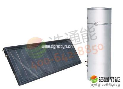 天孜平板太阳能热水器――阳台壁挂太阳能热水器
