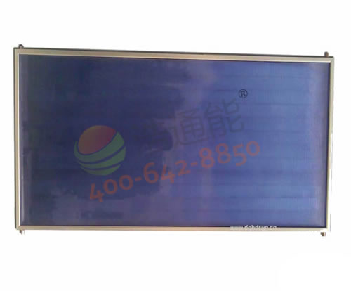 天孜平板太阳能集热器――铜铝蓝膜集热器系列