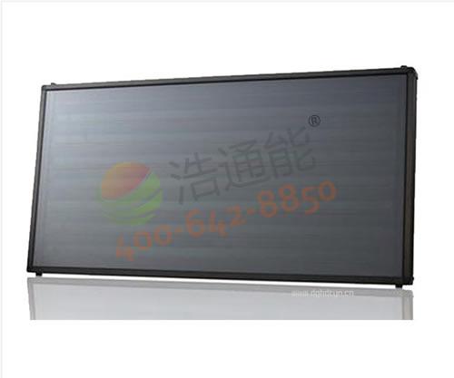"""天孜""""平板太阳能集热器――铜铝黑膜集热器系列"""