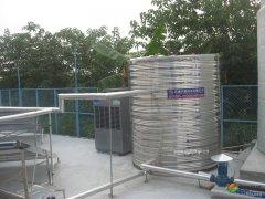 浩通空气能热泵机组和太阳能热水工程系统联用方案效益分析