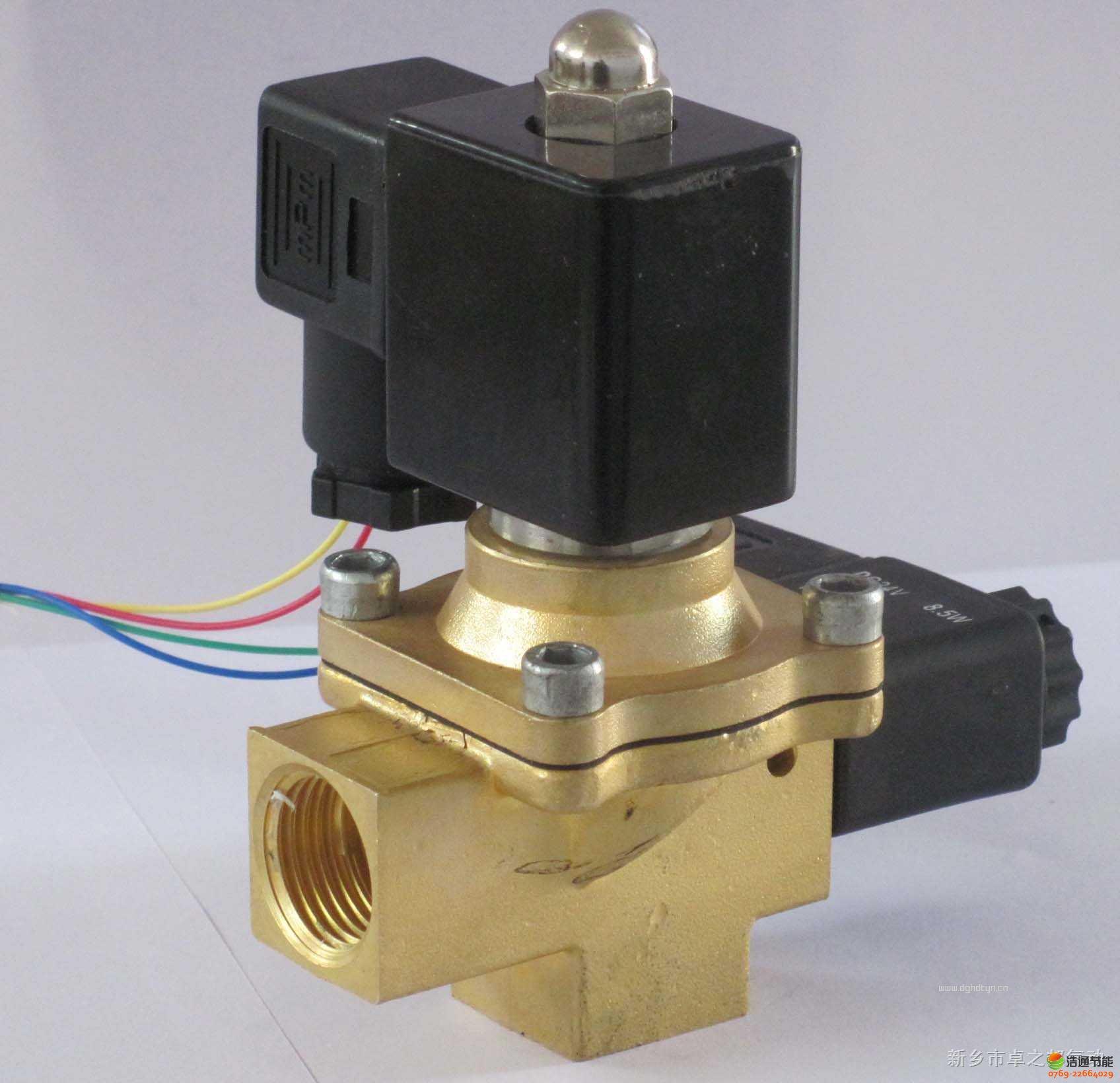太阳能热水器电磁阀工作原理/选型安装/检测及维护保养说明
