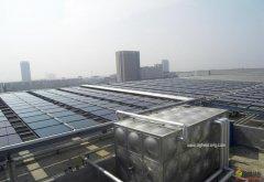 游泳池太阳能热水工程系统解决方案