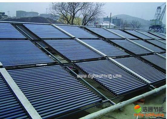 医院太阳能热水工程系统解决方案