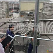 深圳市爱培科技术股份有限公司(大朗)日供12吨太阳能+空气能热泵热水工程