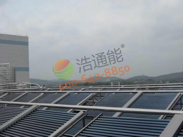 太阳能热水器工程安装常见问题
