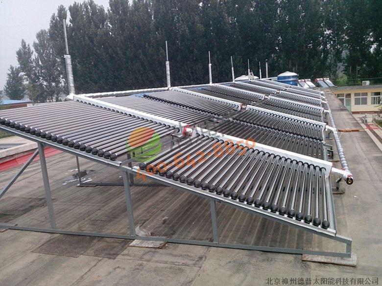 太阳能热水器工程安装常见问题及注意事项