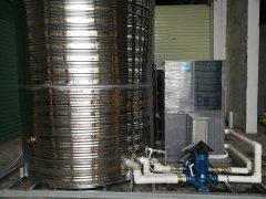 10匹10吨3套美的商用空气能整体机【广州白云区遇见公寓】