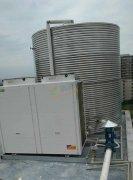 广州白云东平马市岭东街19号何总出租房――浩通能10匹8吨空气能整体机
