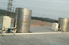 东莞市厚街华胜家具厂――浩通能2套5匹5吨商用空气能整体机