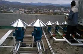 浩通热水工程——水泵的安装注意事项