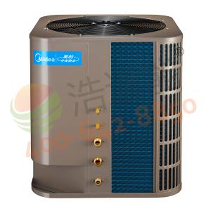 美的空气能热泵5P高温直热循环式RSJ-200/S-540V1