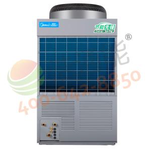美的空气能热泵10P高温直热循环式RSJ-420/S-820