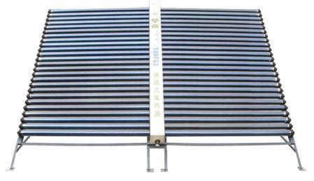 浩通太阳能热水器联集管式工程机