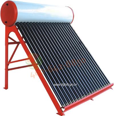 浩通家用真空管太阳能热水器简介