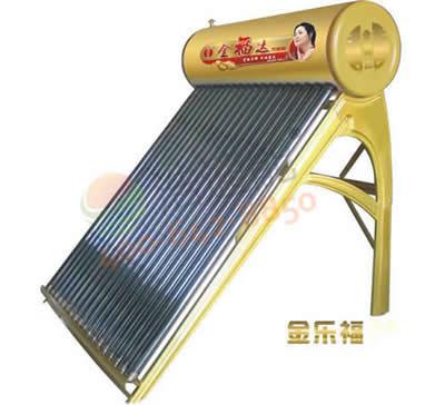 浩通太阳能热水器金福达系列之金乐福